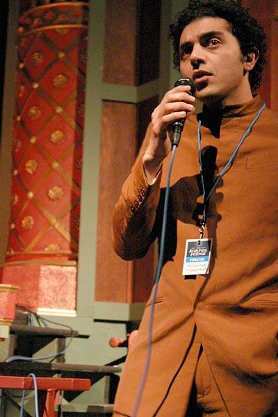 Mohannad-Ghawanmeh-Curator