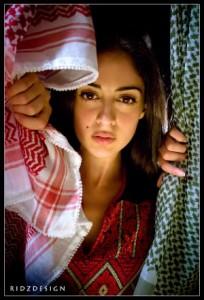 Shadia Mansour by RidzDesign