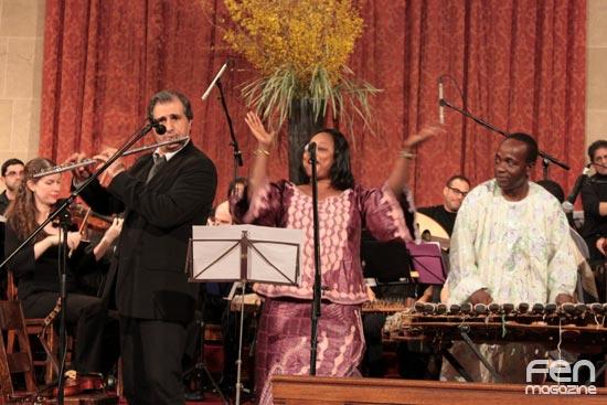 Bassam Saba & Balla Kouyate