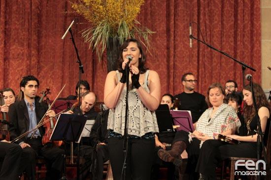 Mariana Saba covers The Beatles